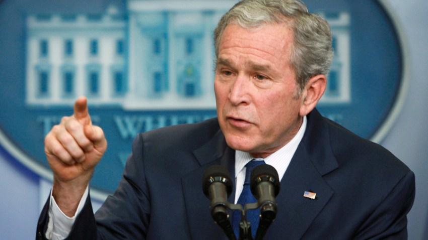 011209 Bush Last Press Conference