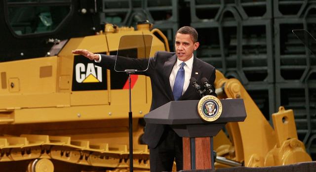 021309 Obama at Catepiller p1