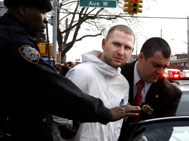 Suspect arrested in fatal Brooklyn subway stabbing  |Brooklyn Stabbing Suspect