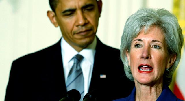 030209 Obama 100 Days Kathleen Sebelius