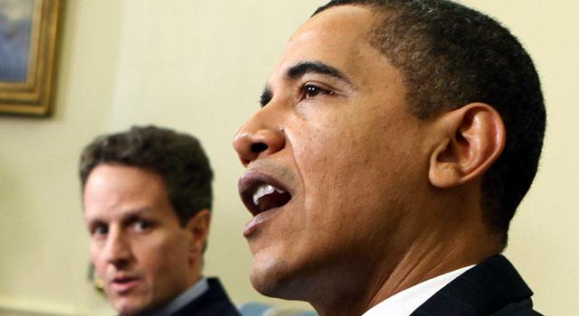 031109 Obama 100 Tim Geithner