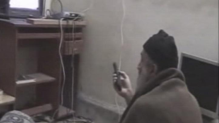 APTOPIX Bin Laden
