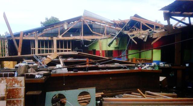 050909 Damage Carbondale