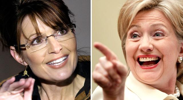 051909 Palin Clinton BFFs