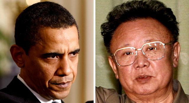 052509 Obama Jong-Il split