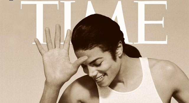 062709 Time Michael Jackson HMV