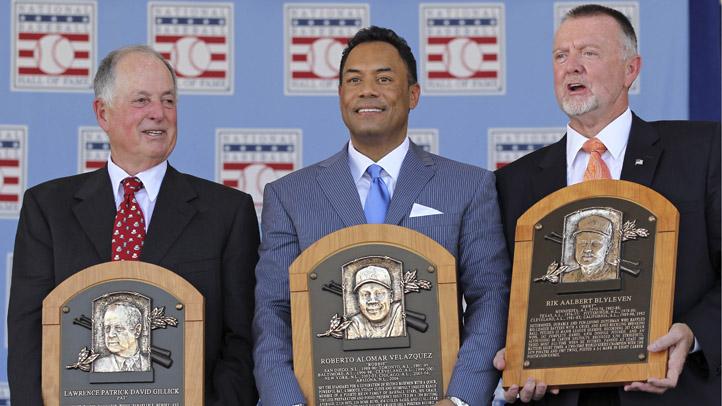 2011 Baseball Hall of Fame Inductees