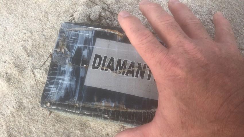090419 Melbourne cocaine kilo beach hurricane dorian