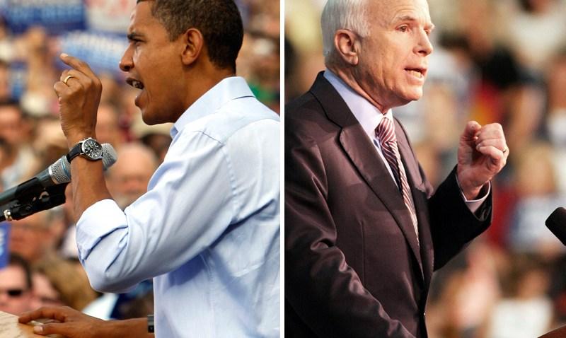 091808 Obama MCain split p1