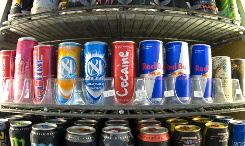 092308 Energy Drinks
