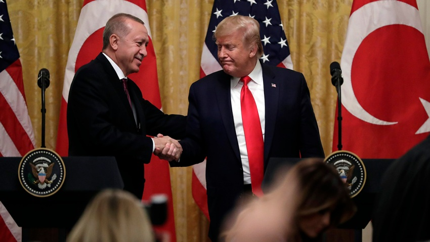 Trump US Turkey