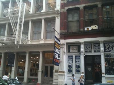 113 Spring Frye Store