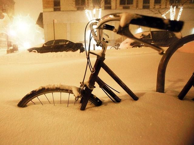 122710 BLIZZARD Bike East Village
