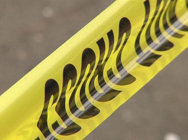 police tape generic crime