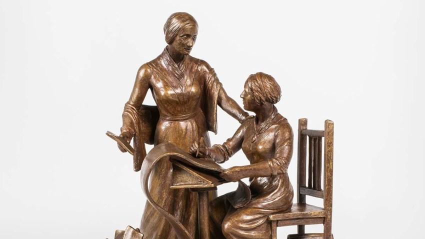 Women's Statue