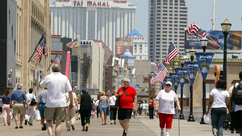 01 23 09 Atlantic City Boardwalk