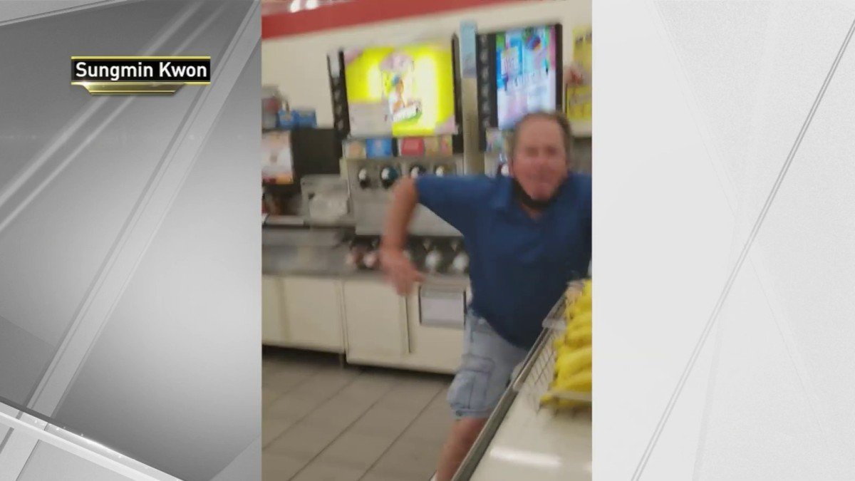 www.nbcnewyork.com: NYC Man Called Racial Slur, Told Asians Don't Belong in Racist Attack Caught on Video