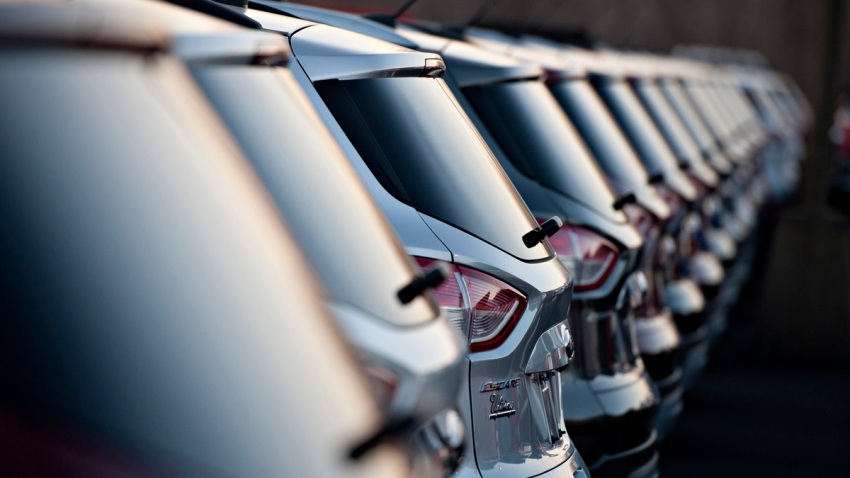 AUTO SALES INVENTORY