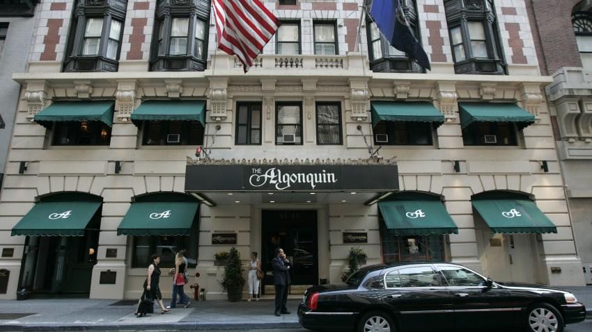 03 30 09 Algonquin Hotel exterior