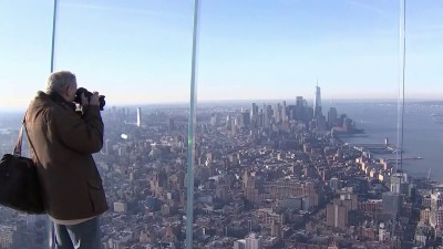 Hudson Yards Edge Opens With Sweeping Views High Above Nyc Nbc New York