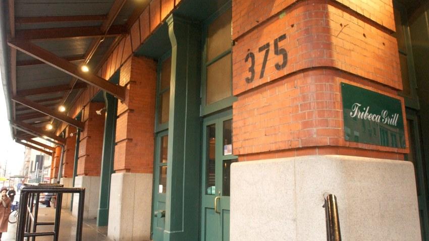 11 17 08 Tribeca Grill Exterior