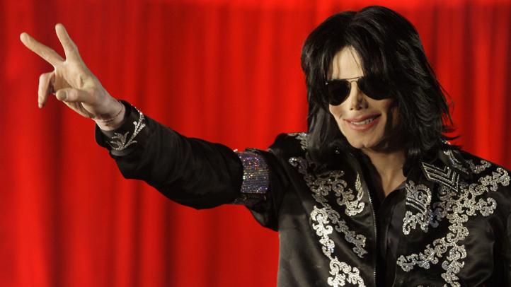 Michael Jackson-Taped