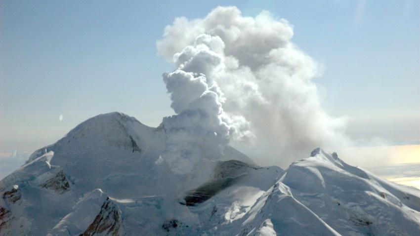 Alaska Volcano