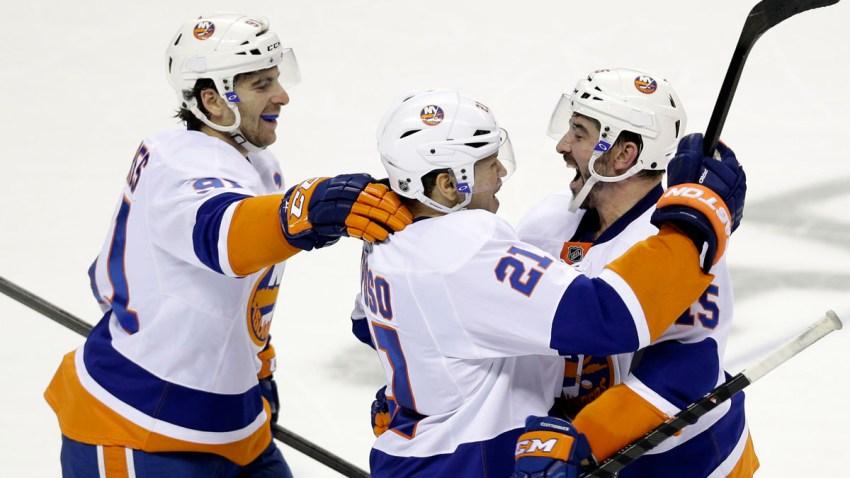 Islanders Sharks Hockey