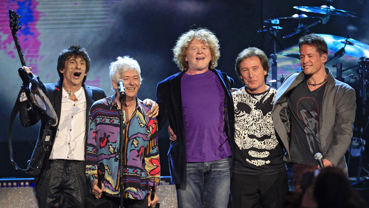 Music Rock and Roll Hall of Fame Inductions