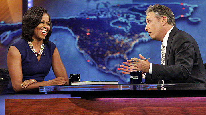 Michelle Obama Daily Show
