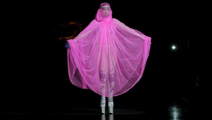 Britain Fashion Week Philip Treacy