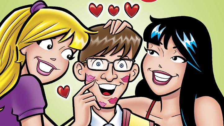 Archie Comics Glee