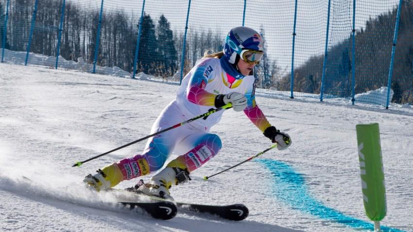 Vonns Progression Skiing
