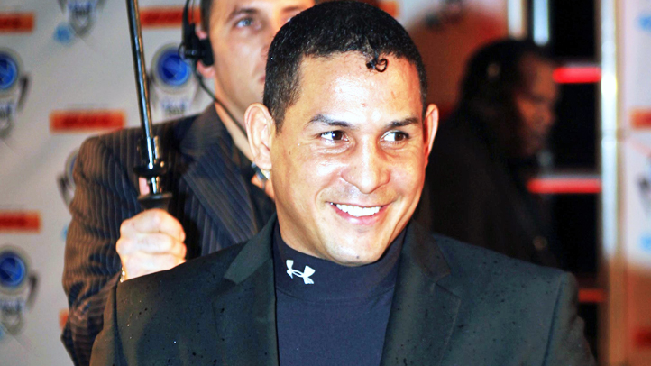 Hector Camacho Shot Boxing