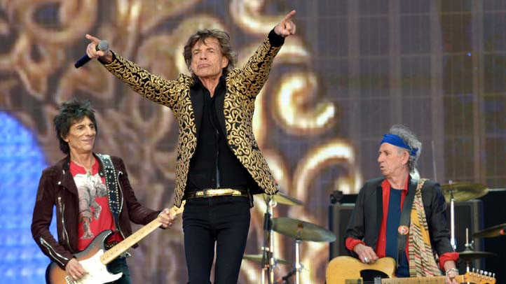 Rolling Stones live at Barclaycard Presents British Summer Time