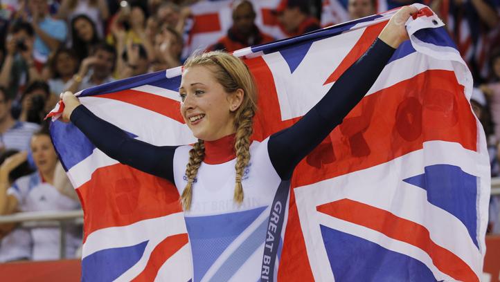 London Olympics Cycling Women