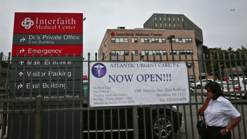 Struggling Hospitals