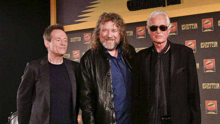 Led Zeppelin-Press Screening