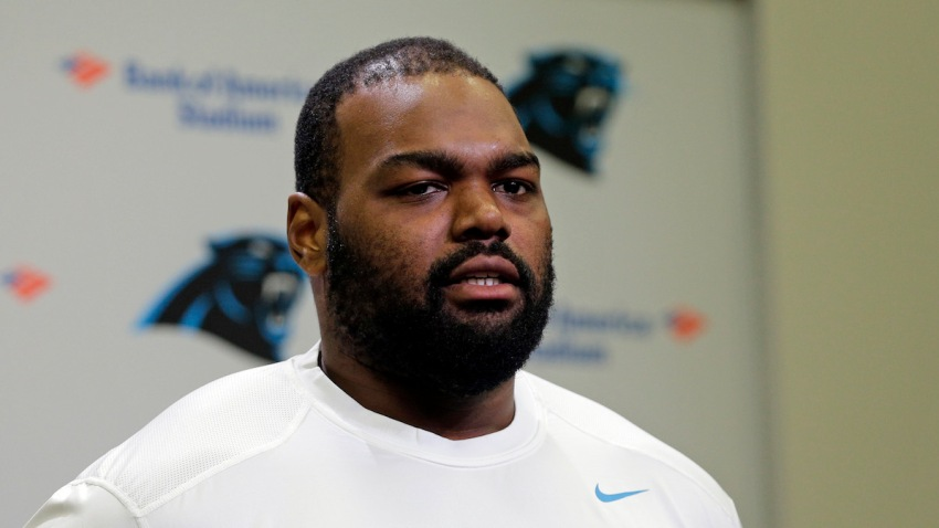 Panthers Conditioning Football