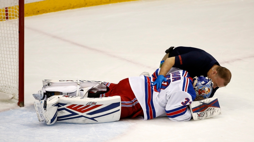 Rangers Wild Hockey