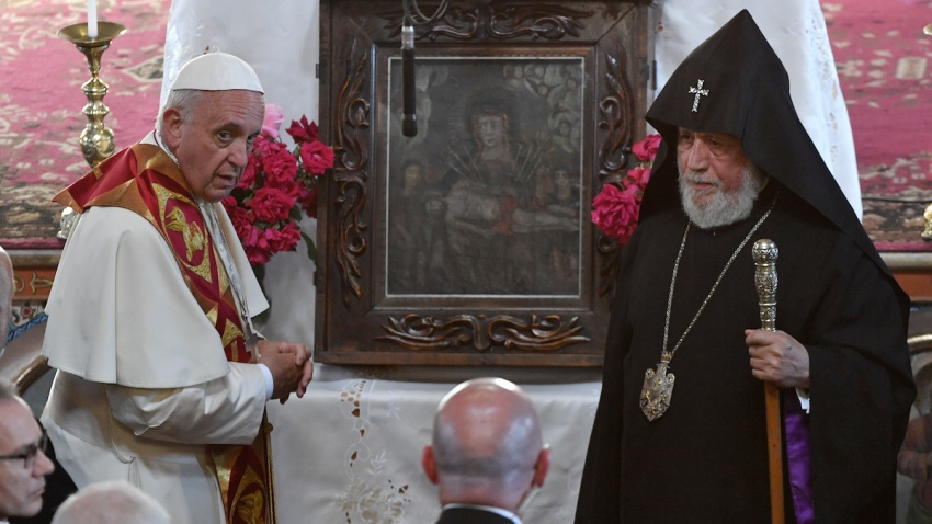 Armenia Pope