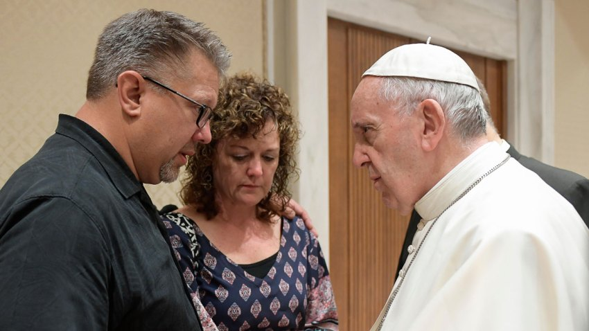 Vatican Italy Dead Students