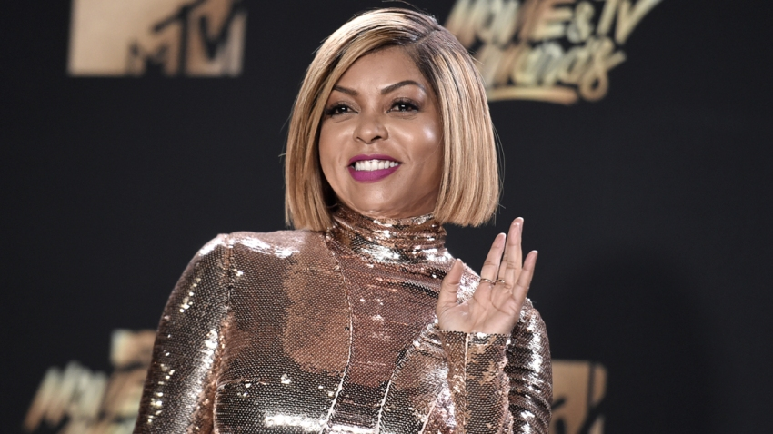 In this May 7, 2017, file photo, Taraji P. Henson arrives at the MTV Movie and TV Awards at the Shrine Auditorium in Los Angeles.