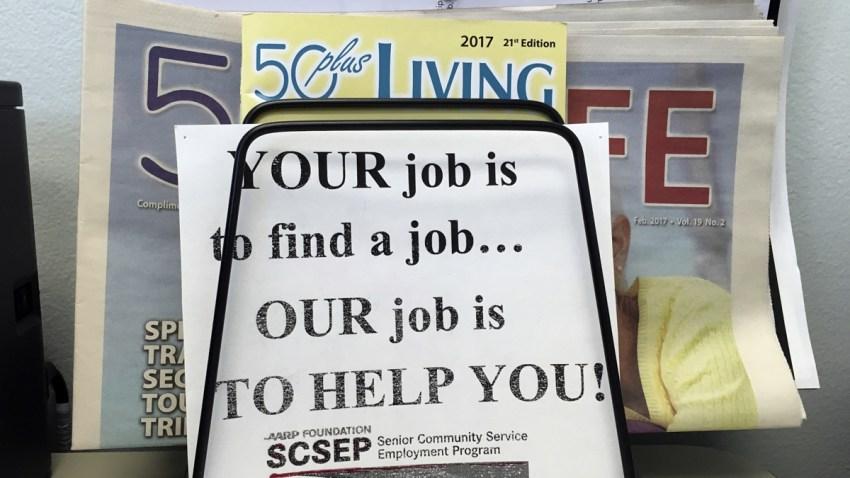 Trump Older Jobless Americans