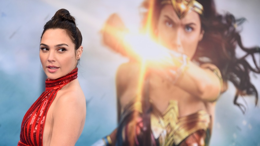 Wonder Woman Women Only