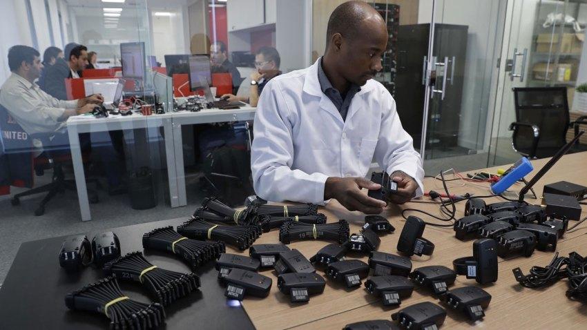 Brazil Electronic Bracelets