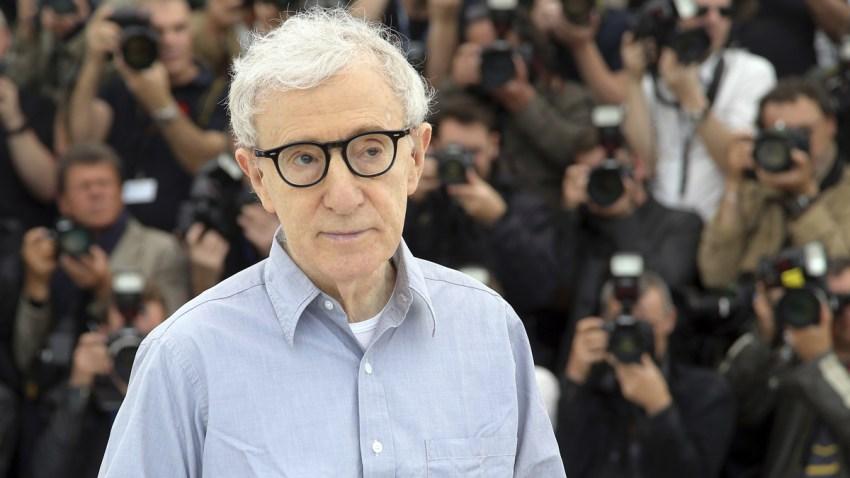 France Woody Allen