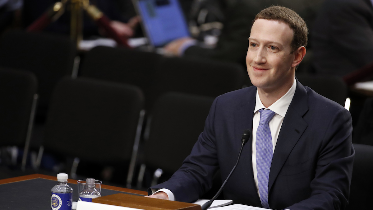 Facebook Curbs Political Ads – for 7 Days Before US Election