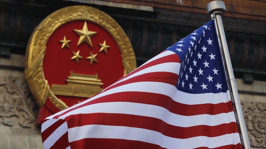 China US Strange Sounds