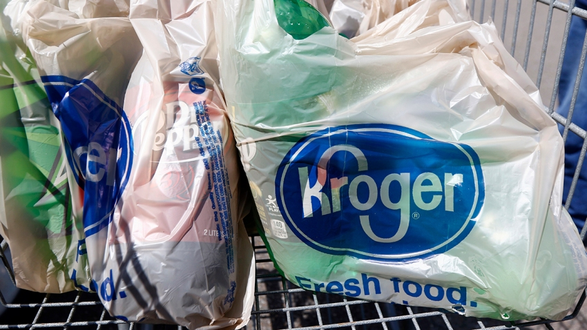 Kroger Plastic Bags